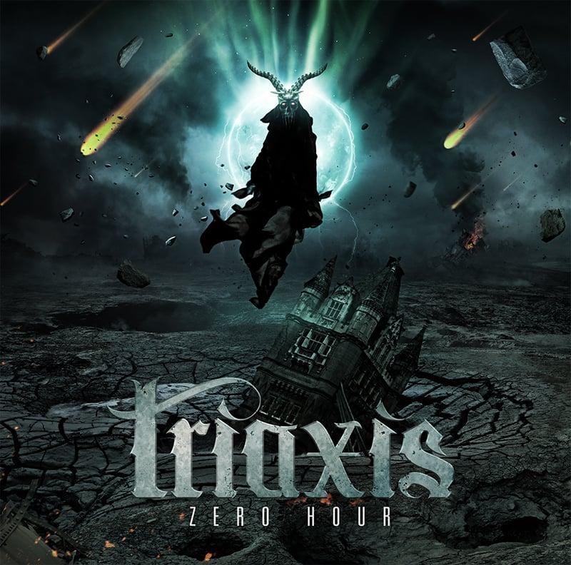 Image of Triaxis - Zero Hour Album