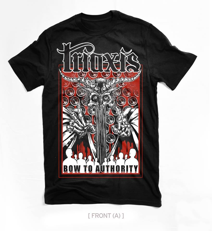Image of Triaxis 'Ministry of Truth' T-Shirt