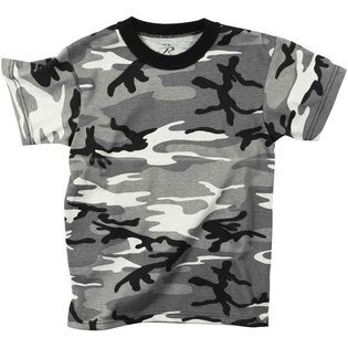 Image of Kids Camo T-Shirt