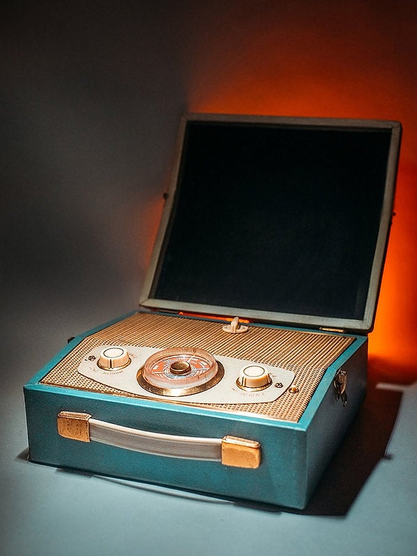 Image of G.MARCONI SUITCASE BLUETOOTH (!958)