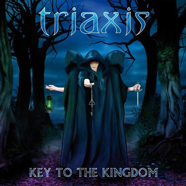 Image of Triaxis Key To The Kingdom CD