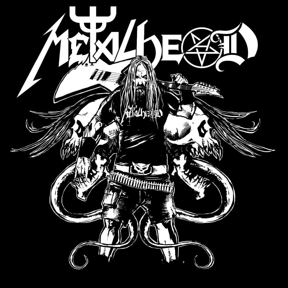 Image of Metalhead T-Shirt