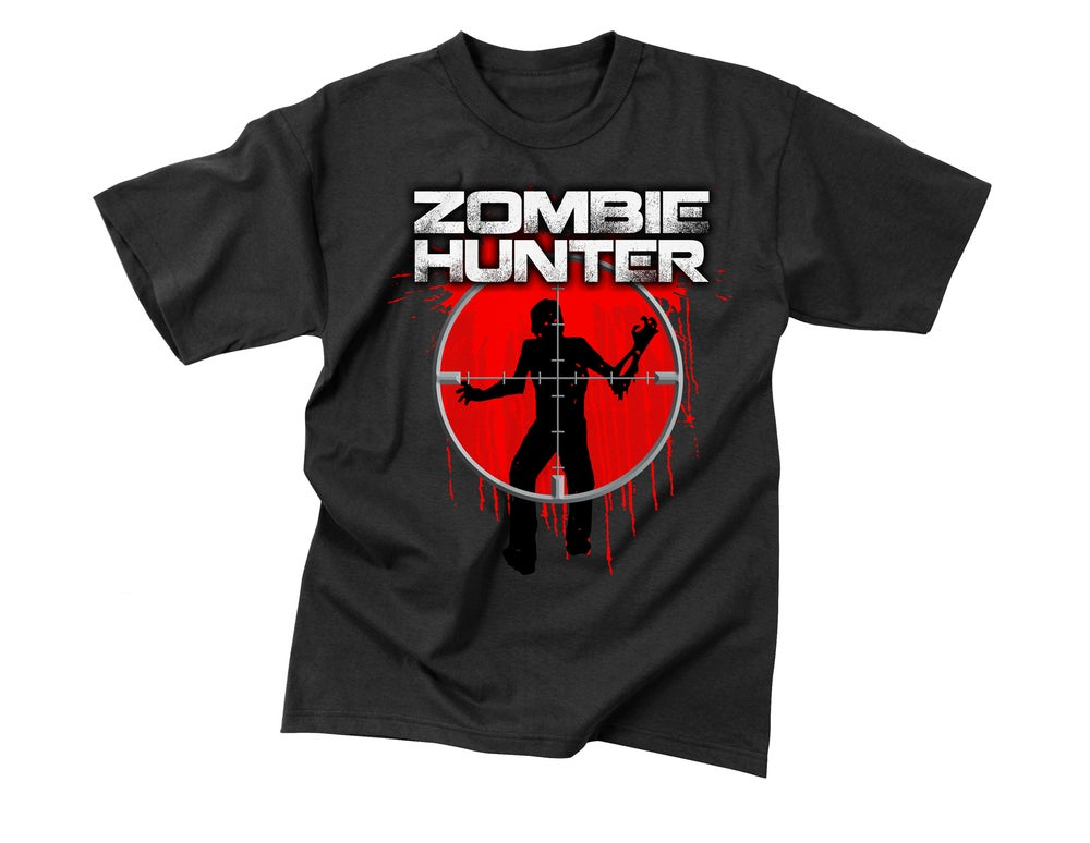 Image of Zombie Hunter T-Shirt
