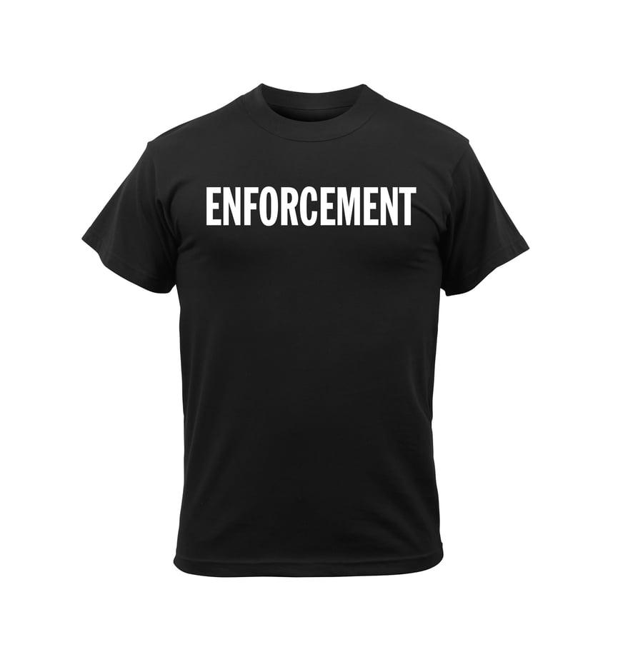 Image of Enforcement T-Shirt