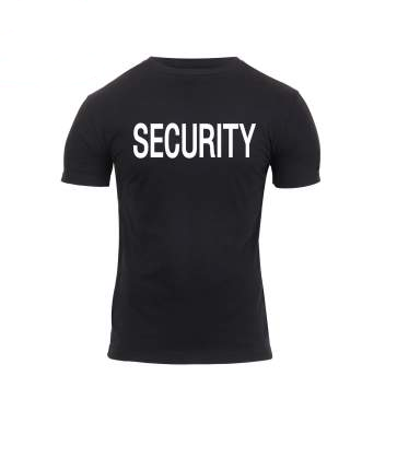 Image of Security T-Shirt