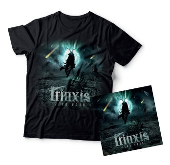 Image of Zero Hour Triaxis T-Shirt