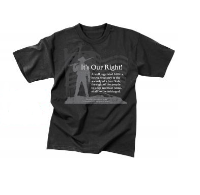 "Image of ""It's Our Right"" T-Shirt"