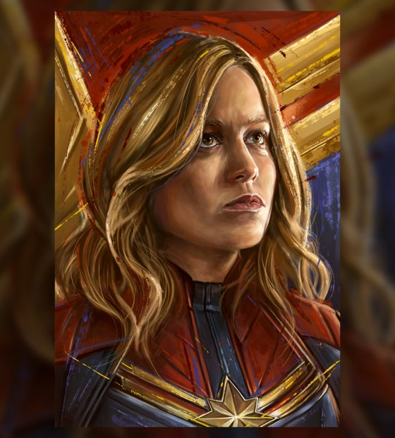 Image of Captain Marvel