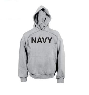 Image of Navy Hoodie