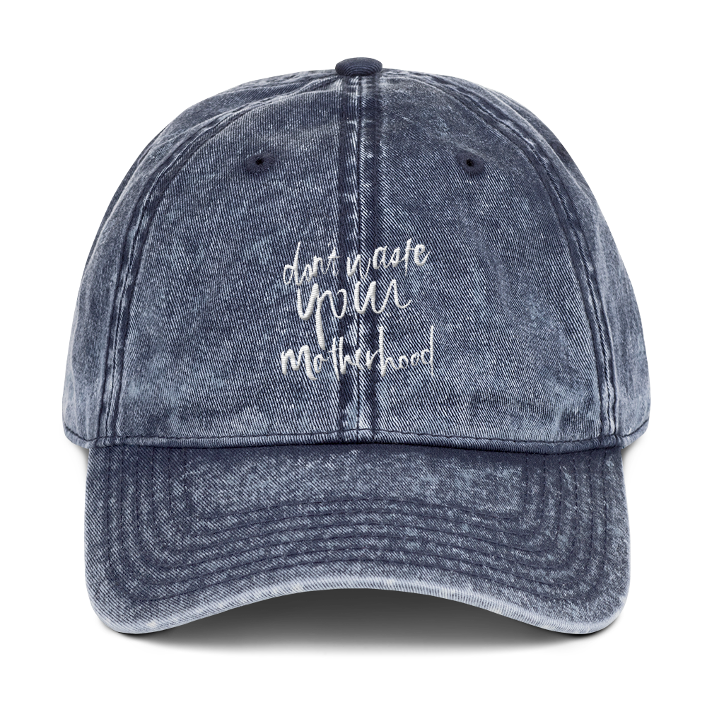 Image of Embroidered hat