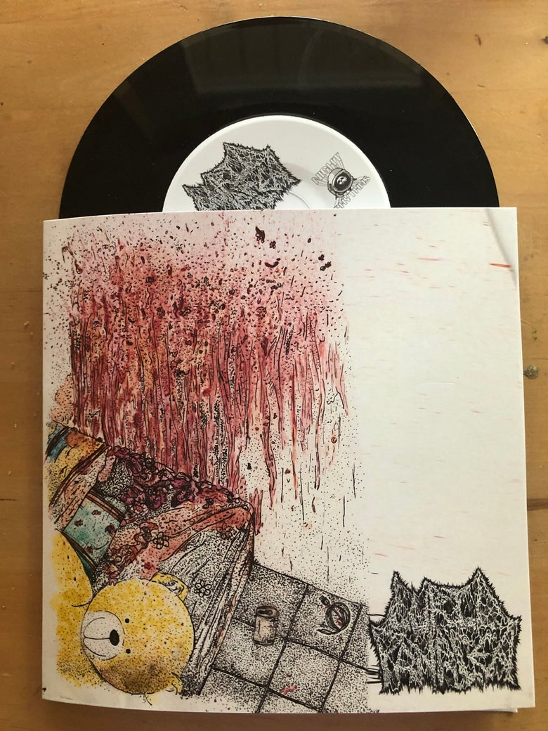 Image of Lurid Panacea - Demo I & II 7""