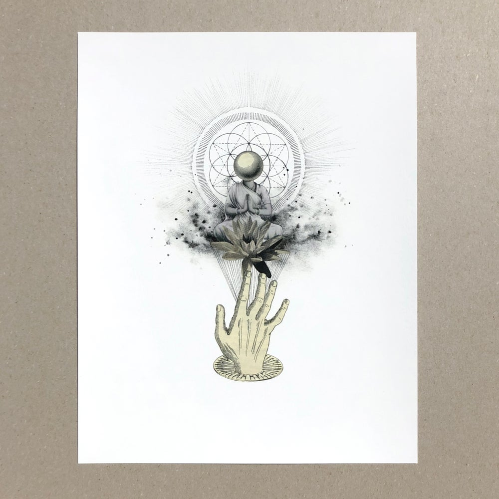 Image of The Way Within   Limited Edition Giclée Print
