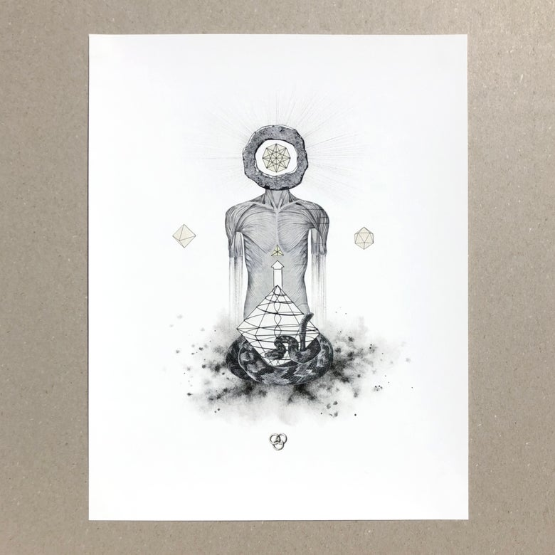 Image of The Fleeting Physical | Limited Edition Giclée Print