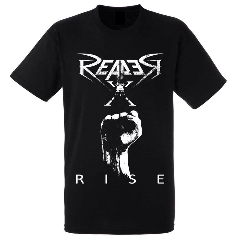 Image of Rise album T-shirt