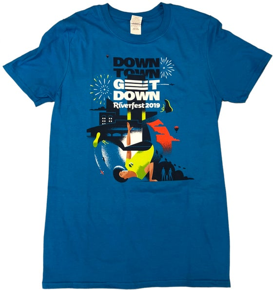Image of 2019 Iconic Riverfest T-Shirt