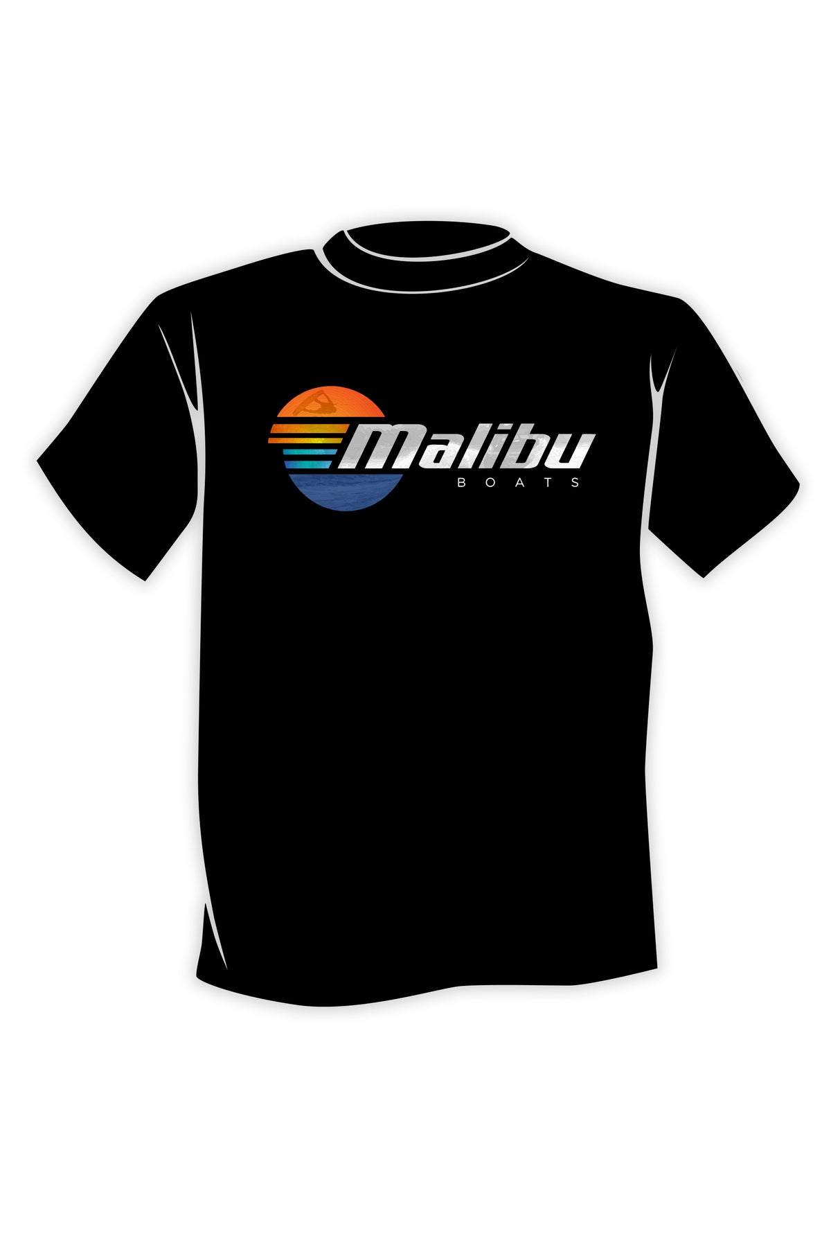 Image of Malibu Unisex T-Shirt - Water Print