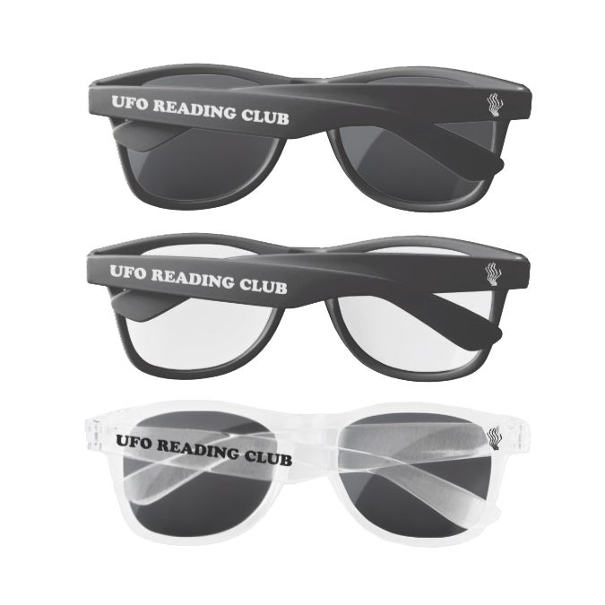 Image of UFO Reading Club Glasses
