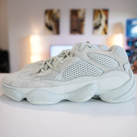 Image of adidas Yeezy 500 Salt