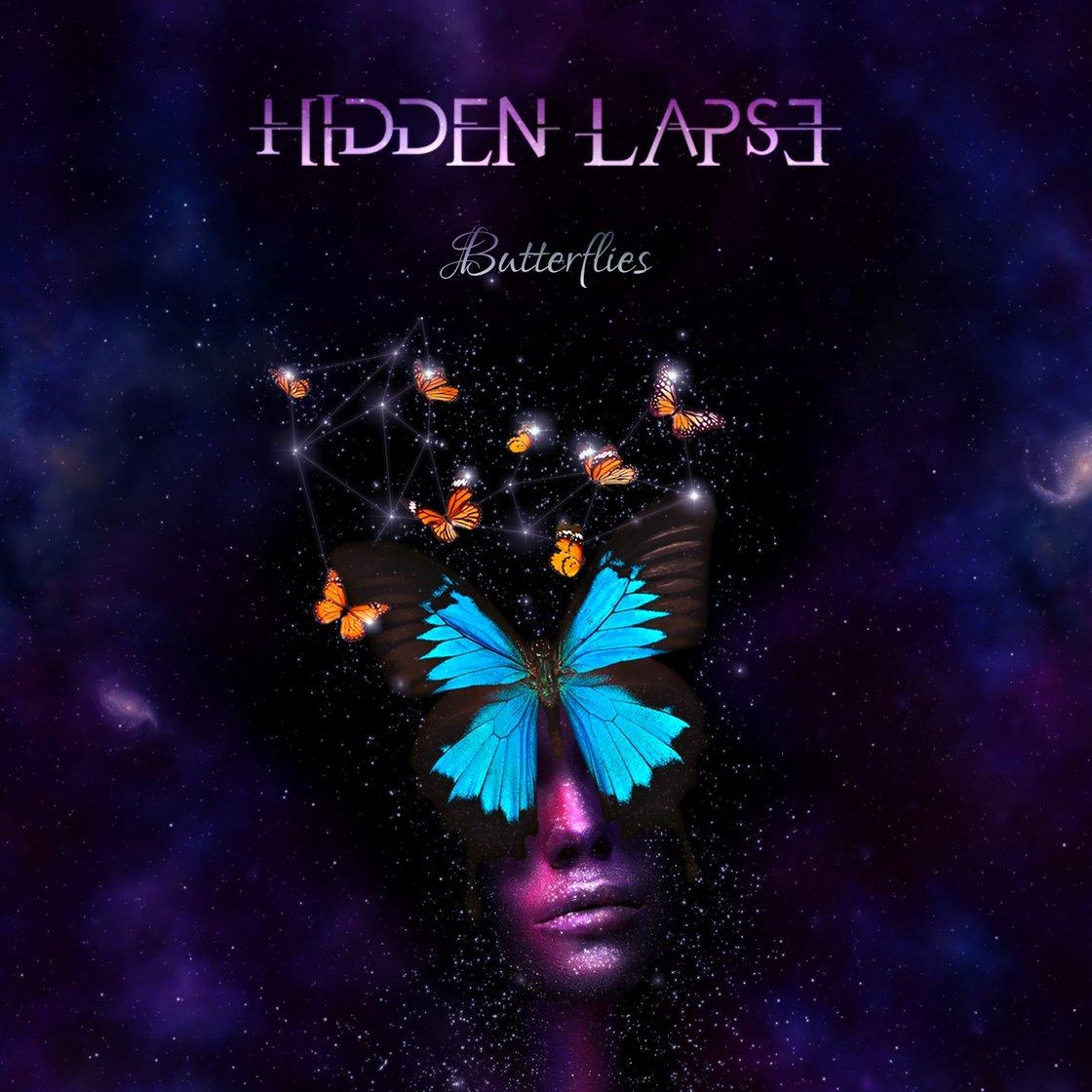 Image of HIDDEN LAPSE - Butterflies