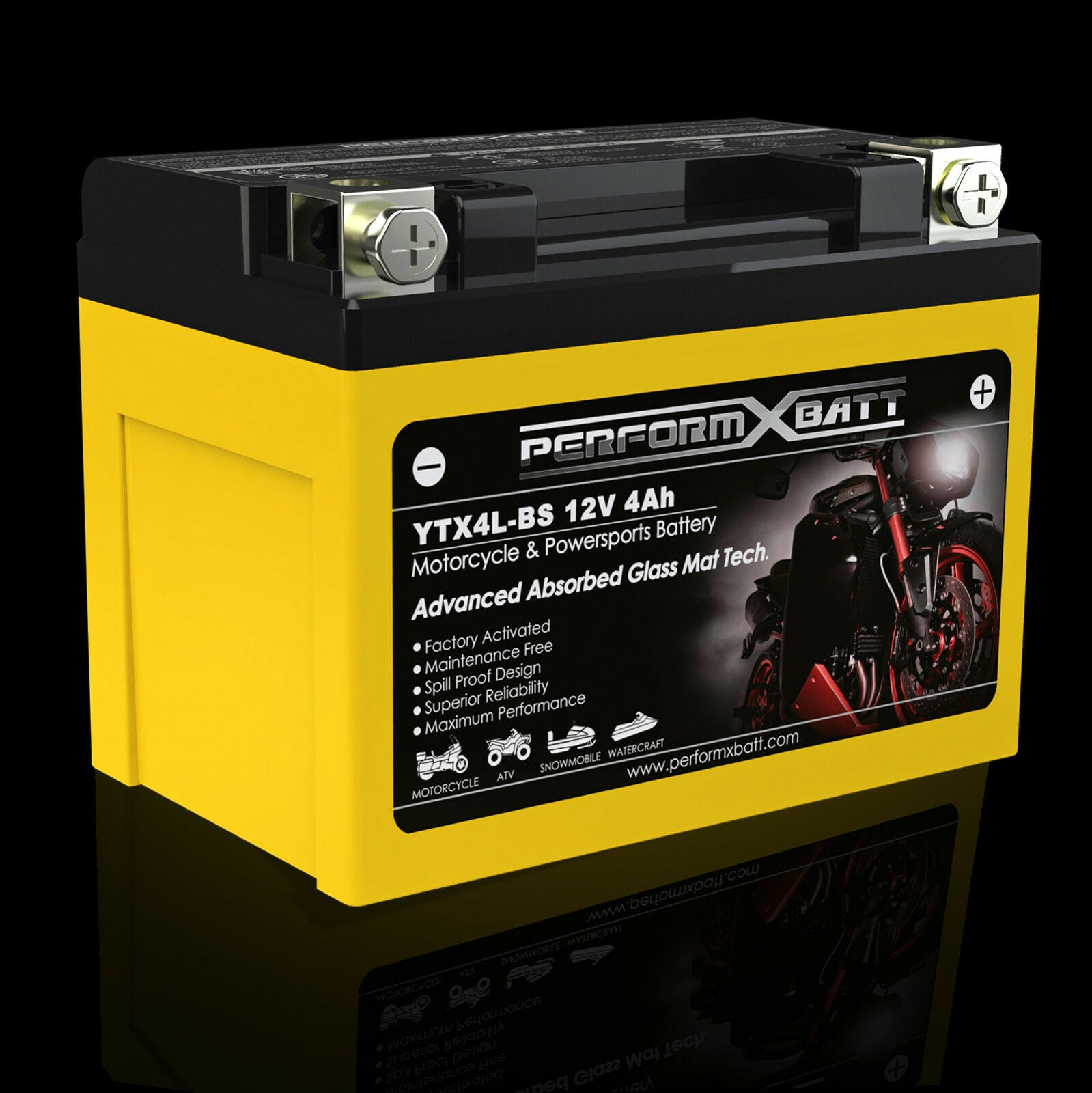 Home | Motorcycle Batteries