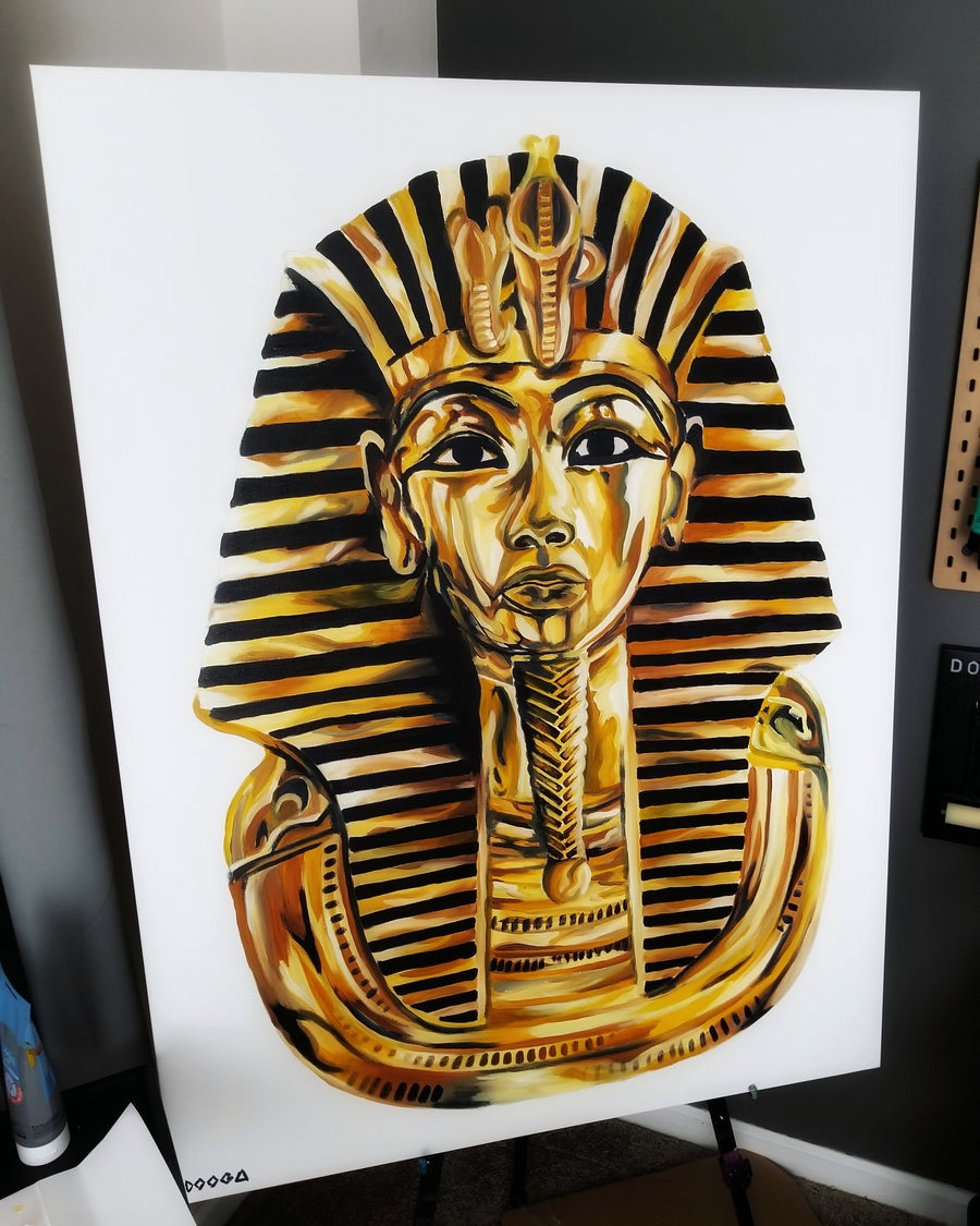 Image of Immortal - Canvas Print