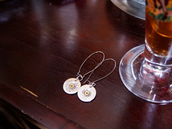 Image of .20 gauge Winchester Earrings