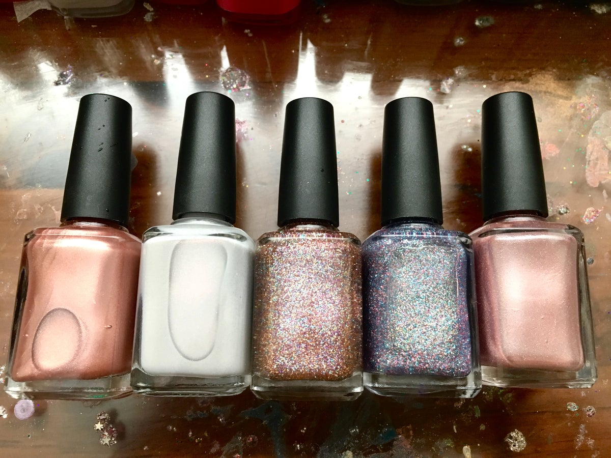 Metals and Rhinestones Collection