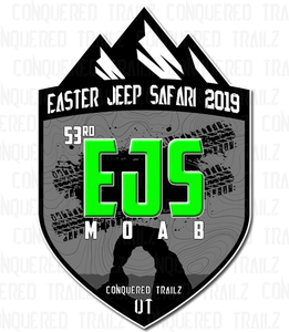 Image of Easter Jeep Safari 2019 - Event Badge