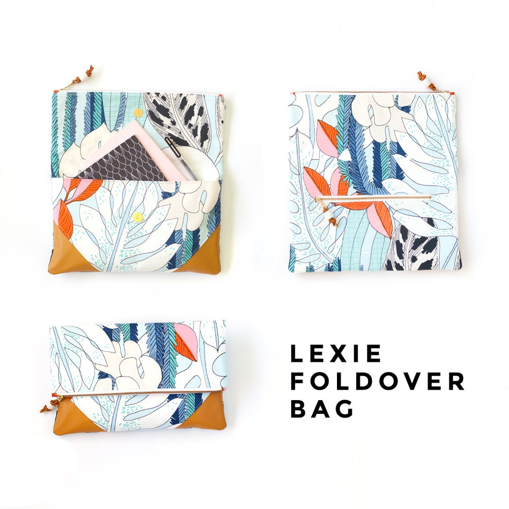 Image of Lexie Foldover Bag