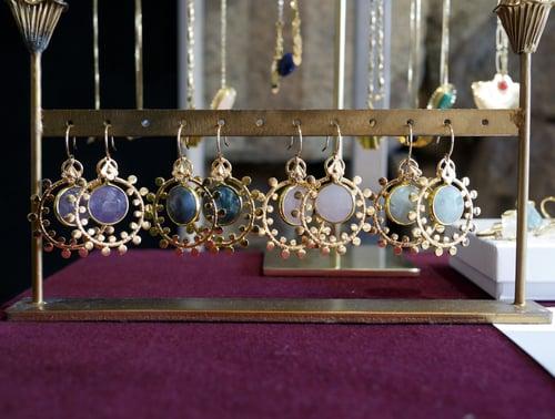 Image of Dormeuse Noor Pierre Grand Modèle 7 coloris