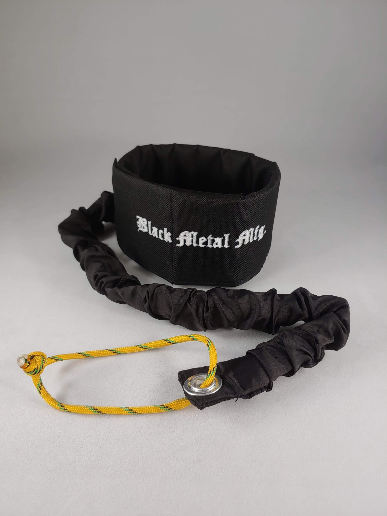 Image of Black Metal Mfg. - Board Leash + Free Tee Shirt