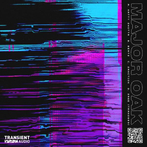 "Image of Major Oak - Natty Shotta / Sage [10"" Vinyl] [TRANS009]"