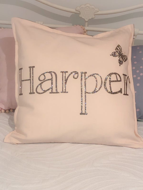 Image of Personalised Cushion (cover only)