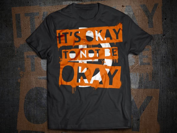 Image of OKAY shirt