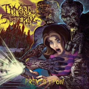 Image of IMMORTAL SUFFERING-PREYED UPON