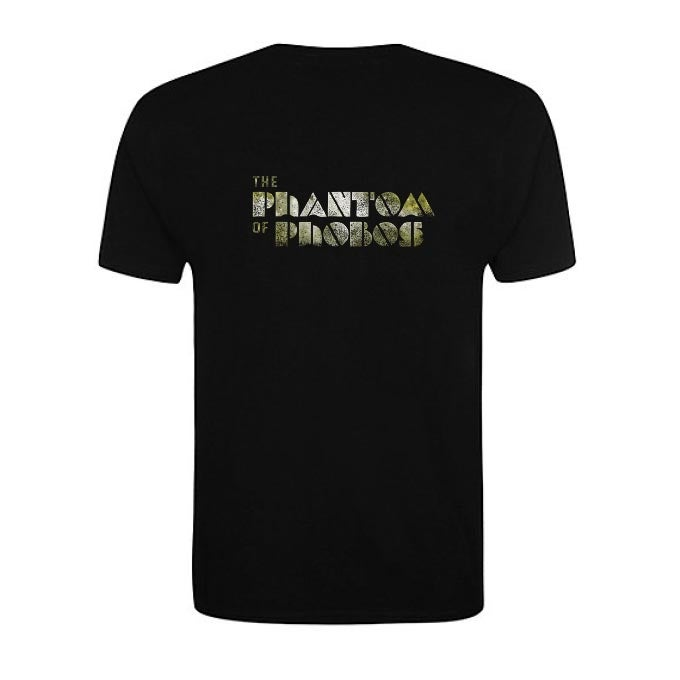 Image of The Phantom of Phobos - Logo T-Shirt