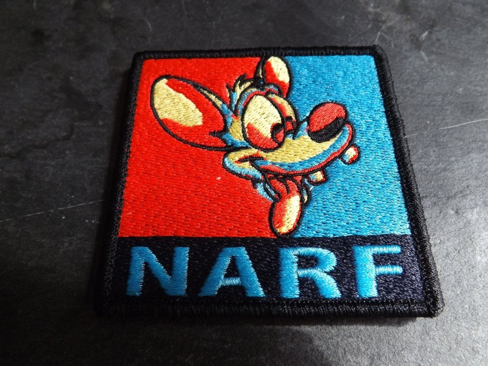 Image of Pinky 'Narf' Patch