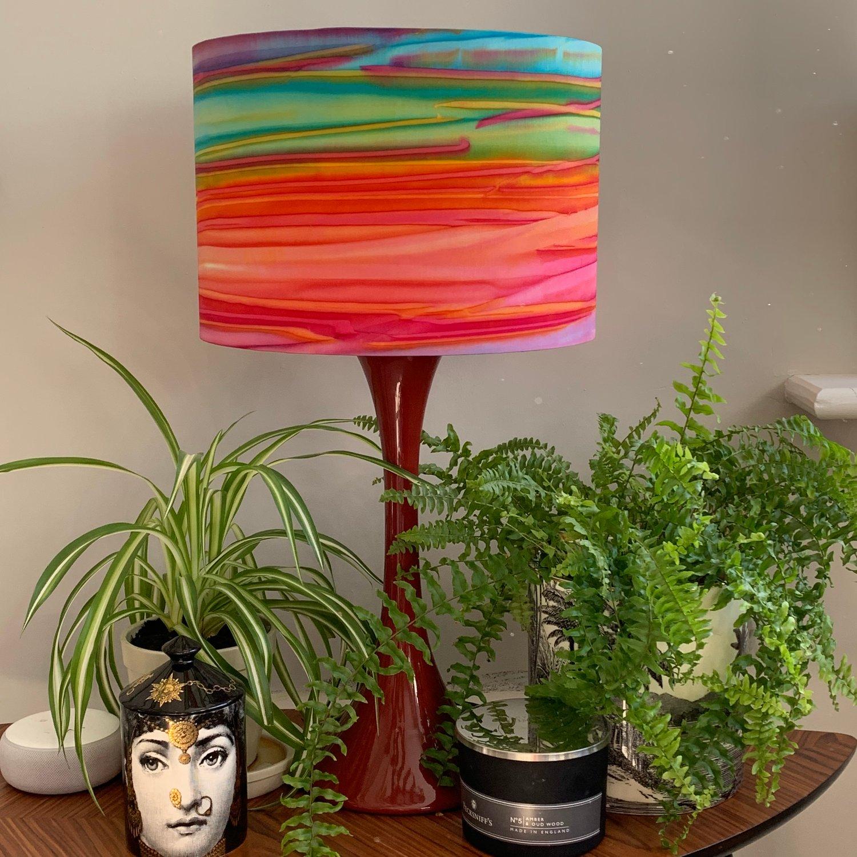 Image of Patina Handpaints Bold Stripes Wild Shade  30cm