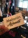 Melanin Alchemist Stickers & Magnets