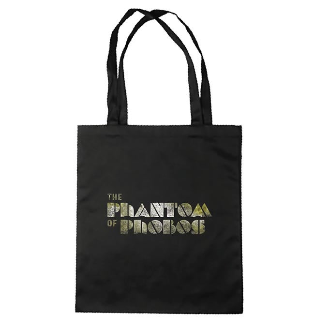 Image of The Phantom of Phobos logo bag