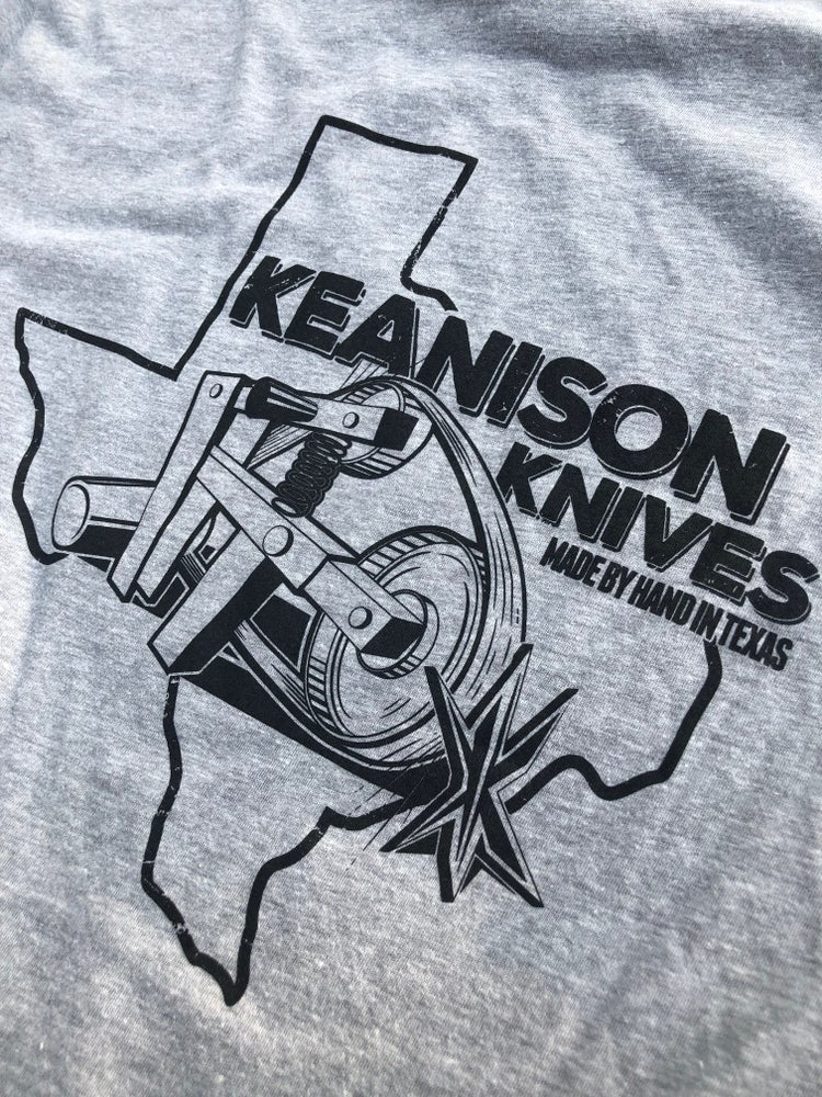 Image of Keanison Knives Tee Shirt
