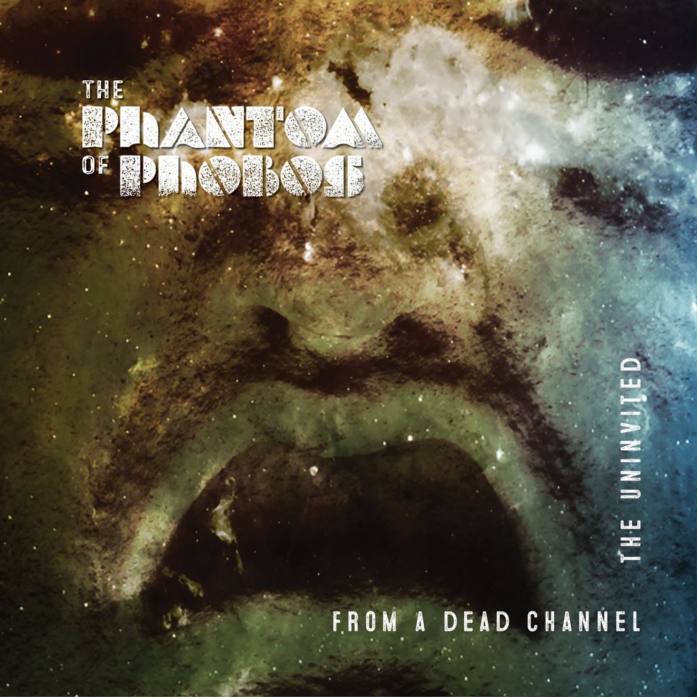 "Image of The Phantom Of Phobos ""From a Dead Channel / The Uninvited"" 2CD Digipak"