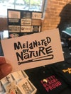Melanated By Nature Stickers & Magnets