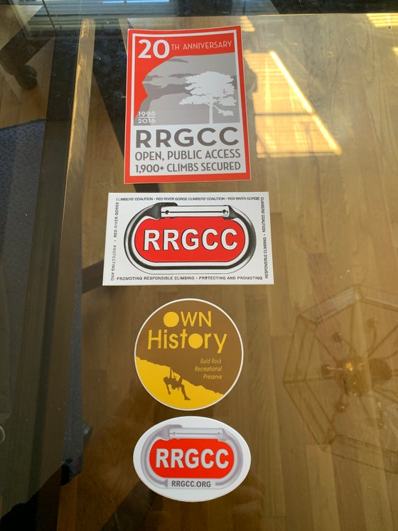 Image of RRGCC sticker
