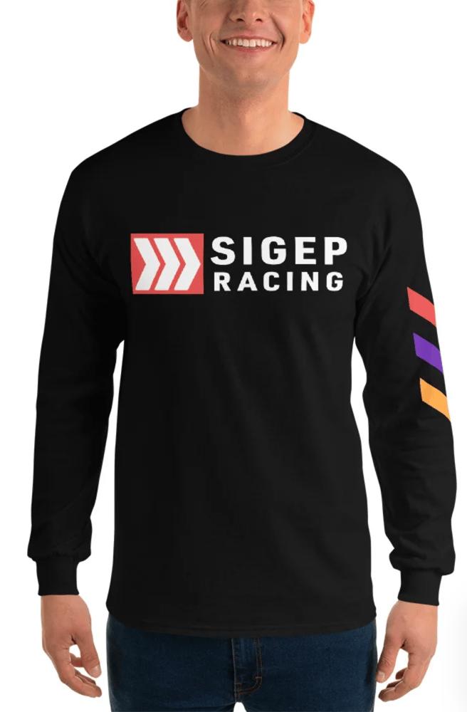 Image of SigEp Racing Hoodie & Long Sleeve
