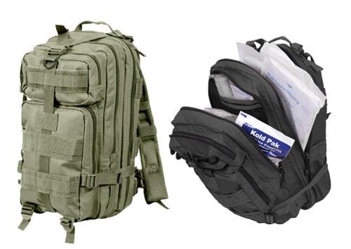 Image of Stocked Military Trauma Kit