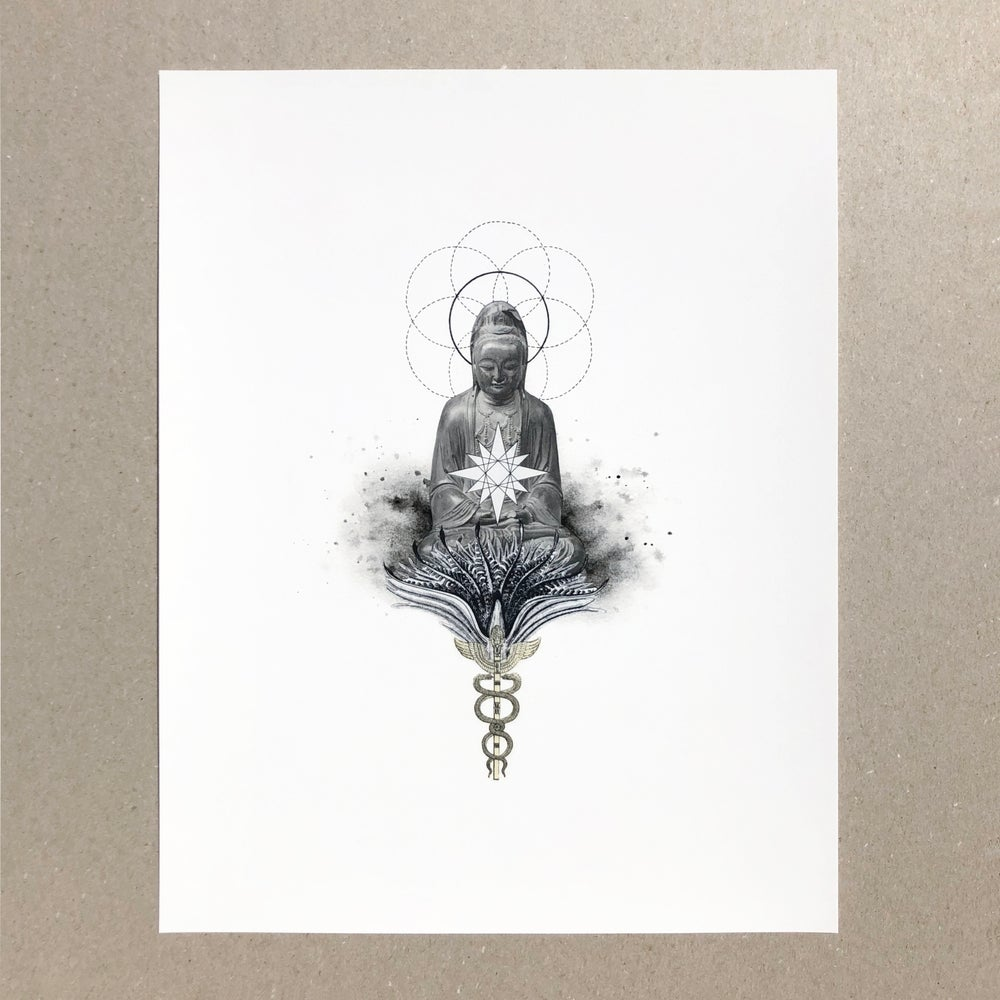 Image of You Are Your Own Medicine   Limited Edition Giclée Print