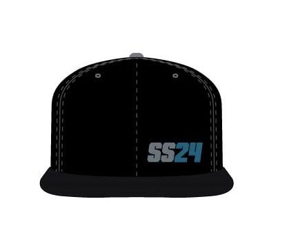 Image of SS24 Black Snap Back