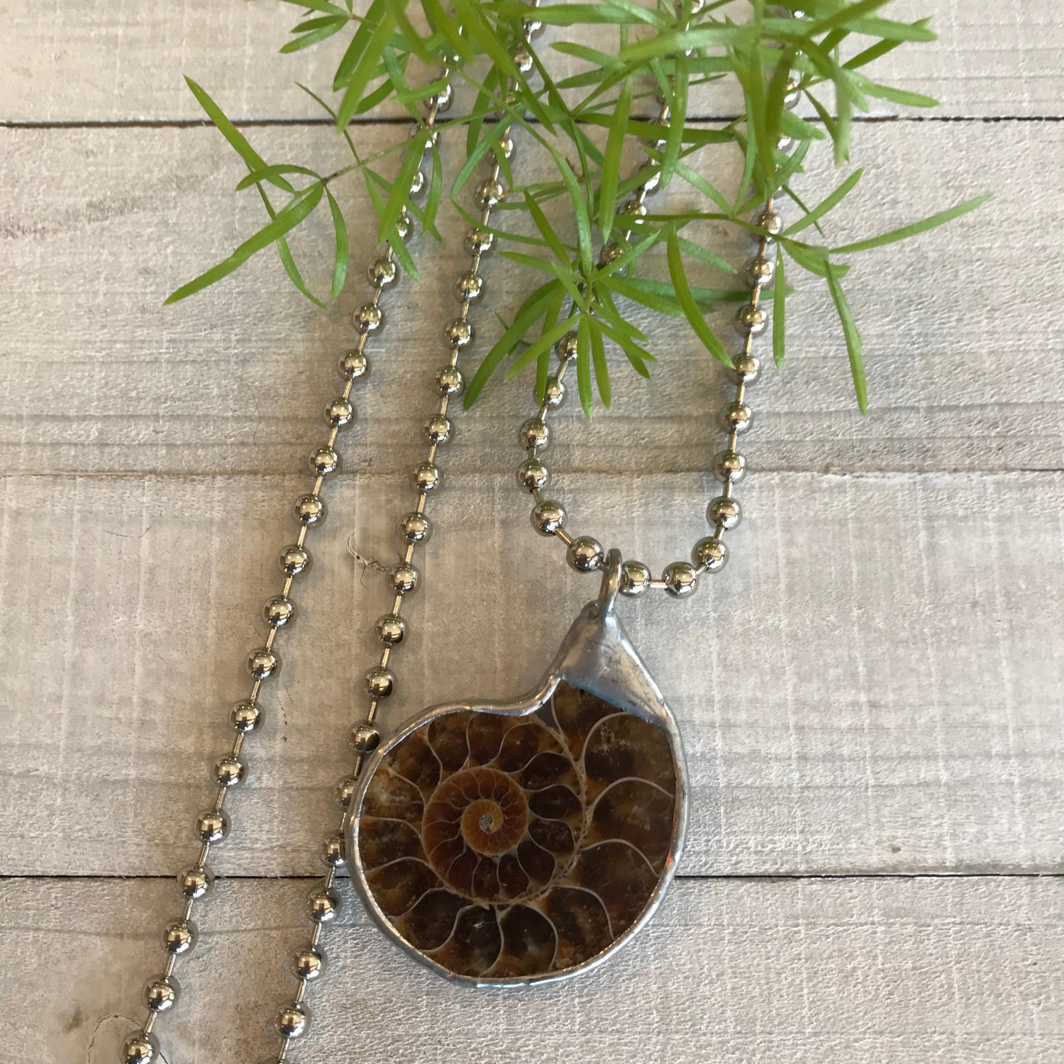 Image of Organic Necklaces