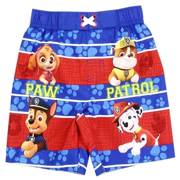 Image of Boys Paw Patrol Swimwear